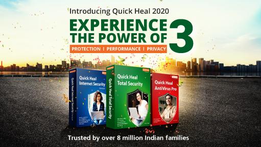 Quick Heal 2020